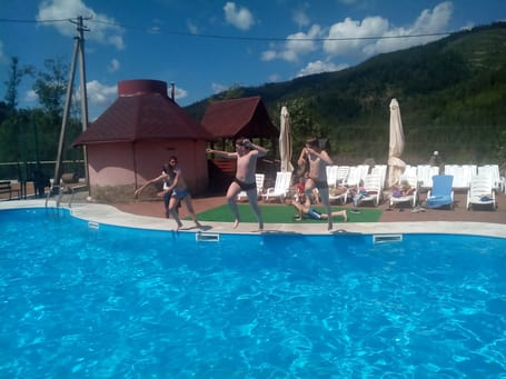 Chess Camp in the Carpathian Mountains - 2017